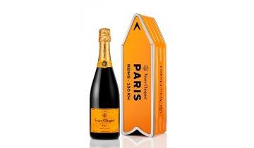 Veuve Clicquot Brut Personalizovaný Arrow Box 0 75l