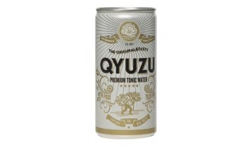 Qyuzu Premium Tonic Water 0,2