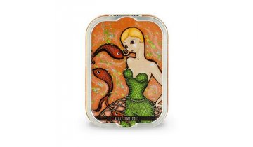 Le défilé de Lulu v extra panenském olivovém oleji, 115g produkt (2)