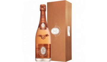 champagne louis roederer cristal rose 2006 coffret premium