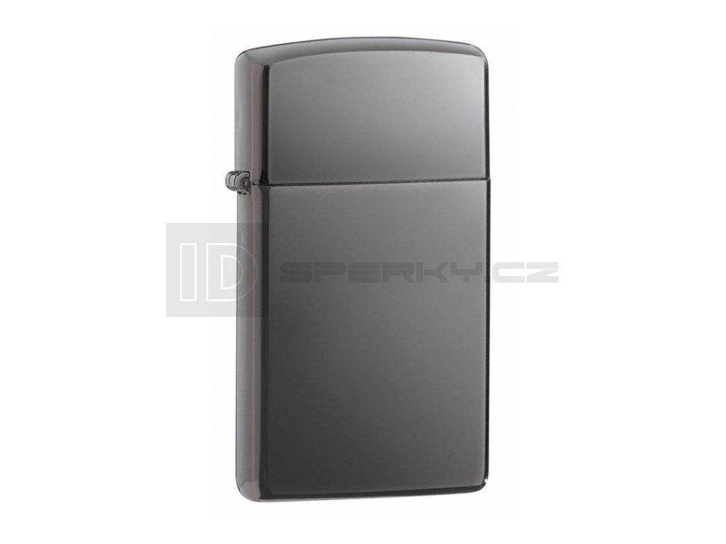 Zippo 25108 Black Ice Slim