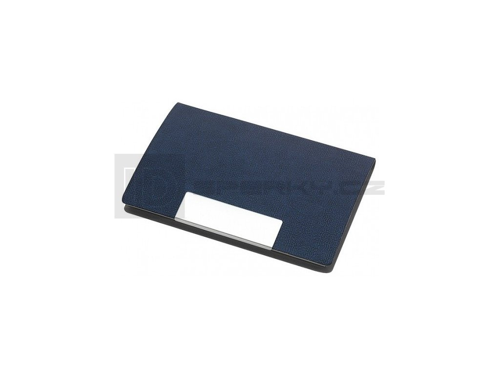 ferenk vizitkar s magnetickym zaviranim modry