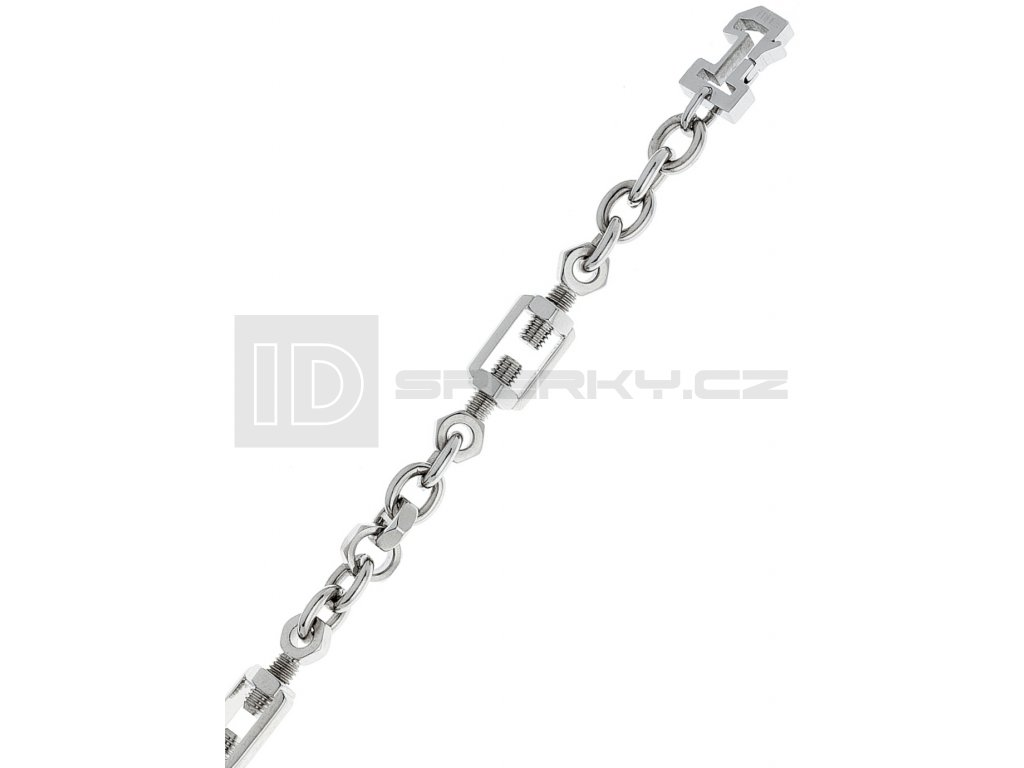 Náhrdelník FIBO Steel JNK0006