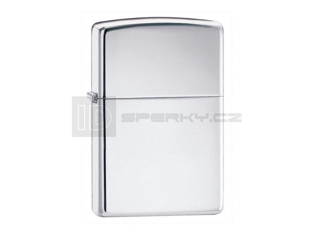 Zippo 22001 High Polish Chrome