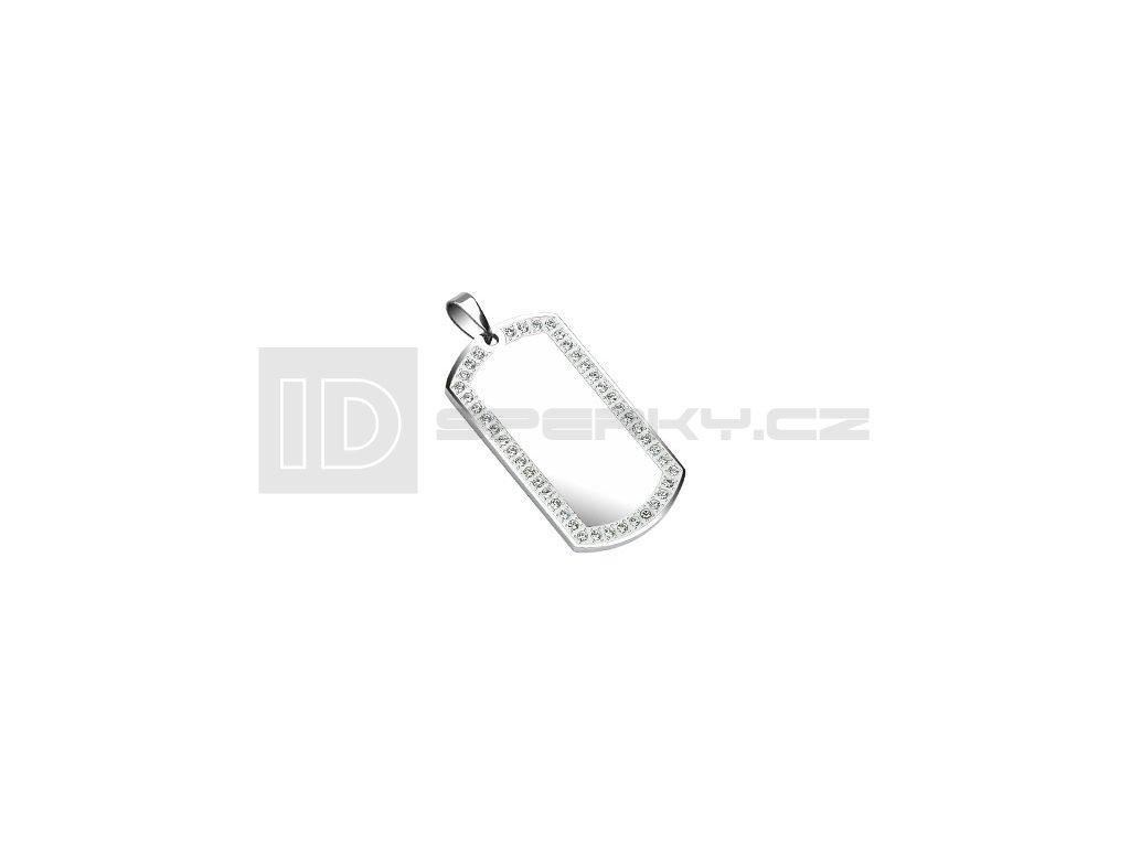 Přívěsek z chirurgické oceli SPIKES SSPL-10970
