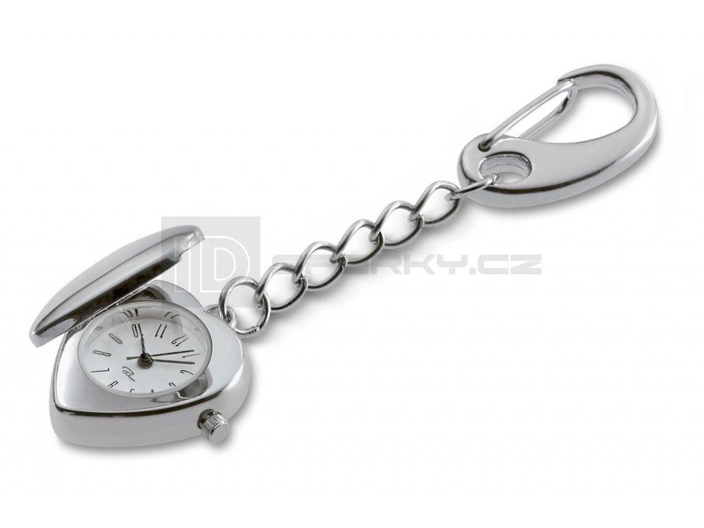 Klíčenka Philippi LOVE s hodinkami 174001