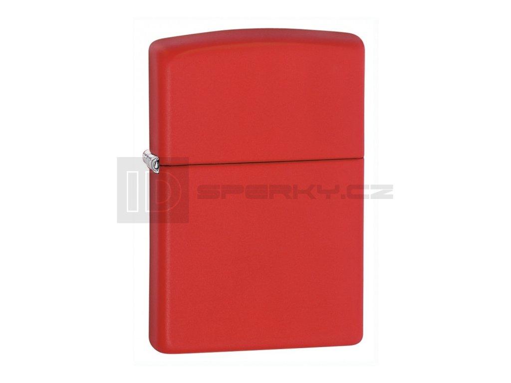 Zippo 26044 Red Matte