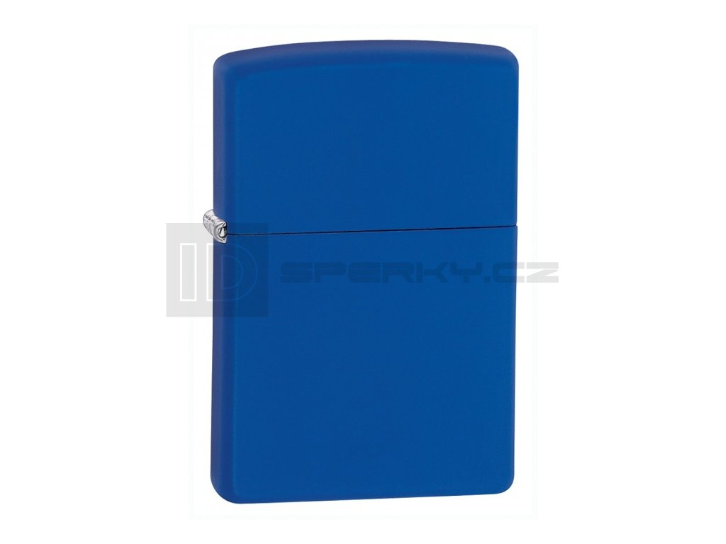 Zippo 26043 Royal Blue Matte