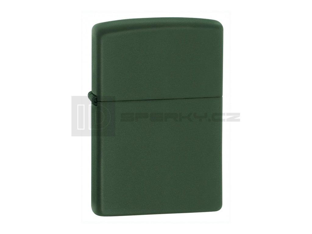 Zippo 26041 Green Matte