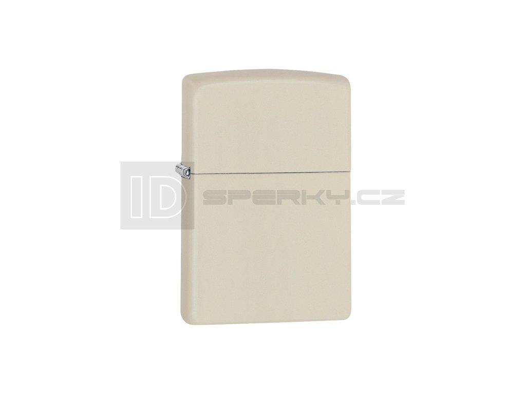 Zippo 26602 Cream Matte