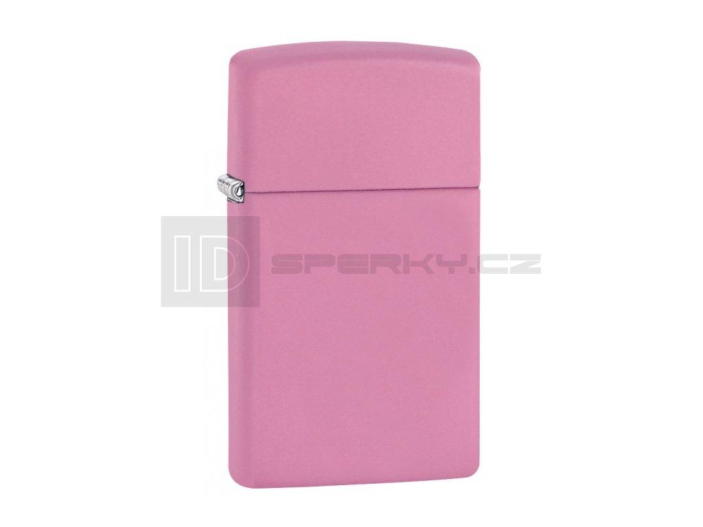 Zippo 26646 Pink Matte