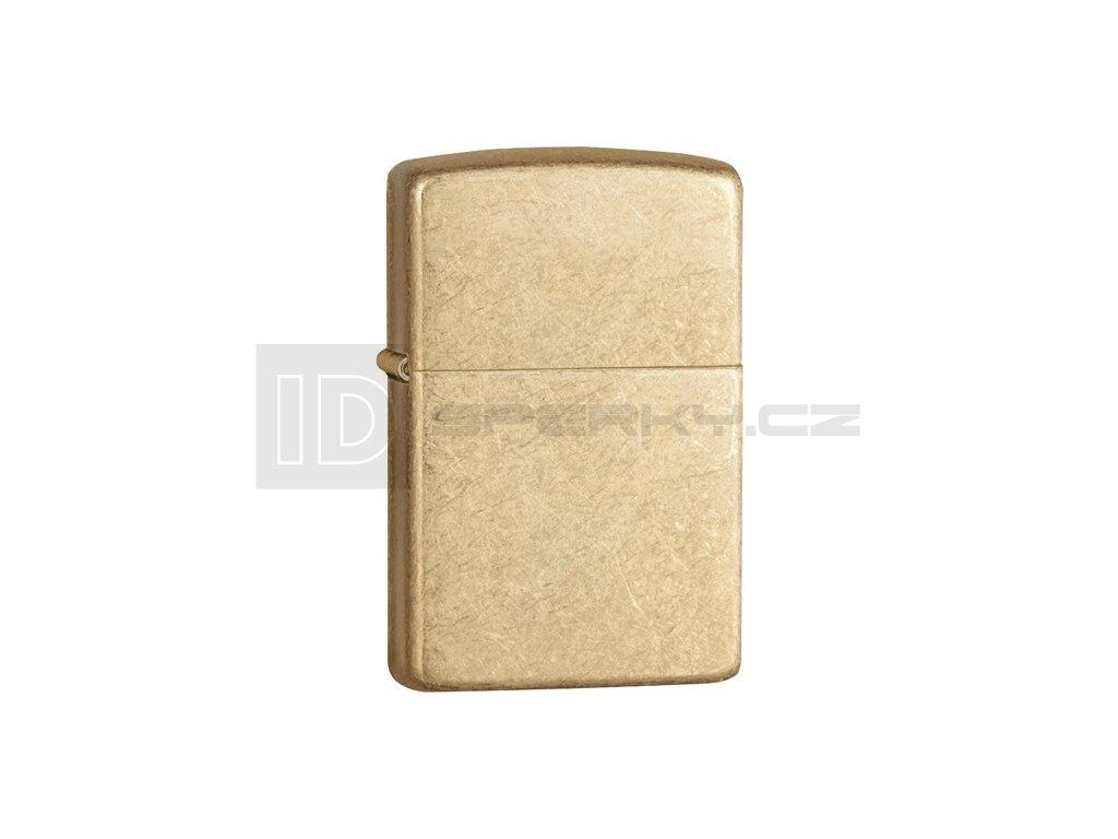 Zippo 24180 Tumbled Brass