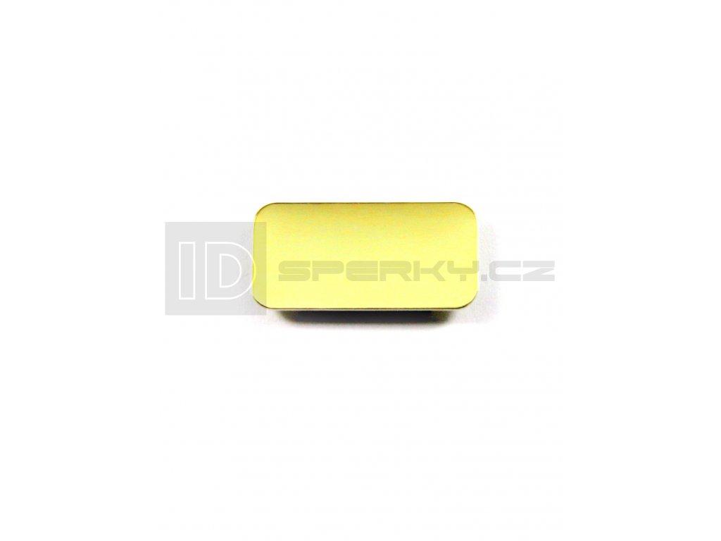 Štítek na popis METAZA EGP5 GOLD