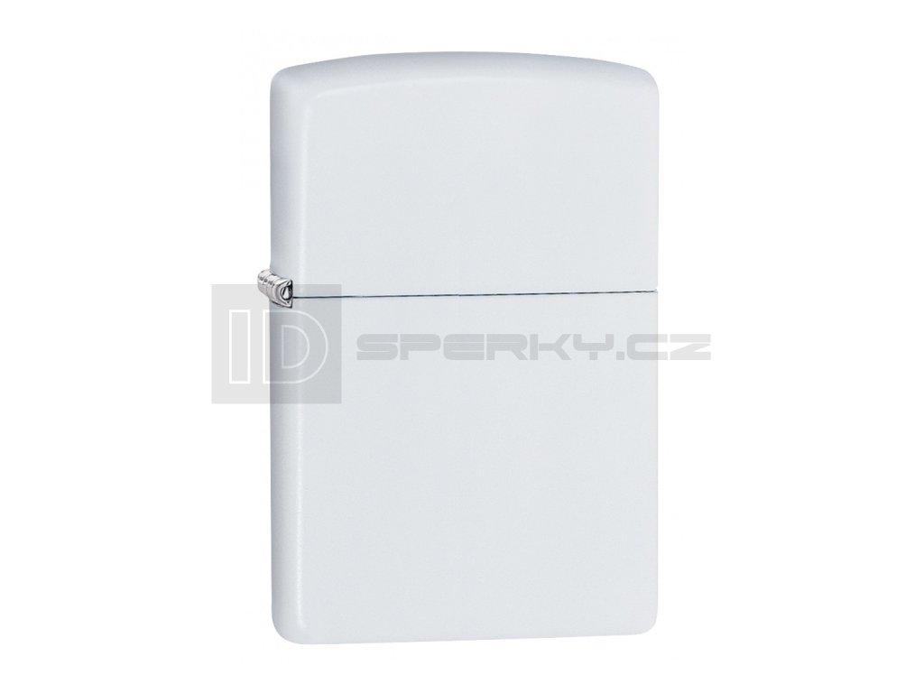 Zippo 26040 White Matte