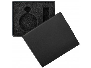 CARD GIFT BOX FOR POCKET WATCHES BLACK