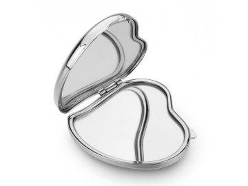Kapesní zrcátko SOLO Heart Mirror