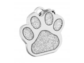Paw Shaped Pet Tag preview