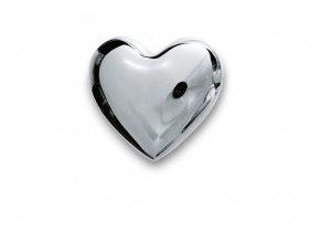 Hrající kovové srdce 7cm Philippi 125005