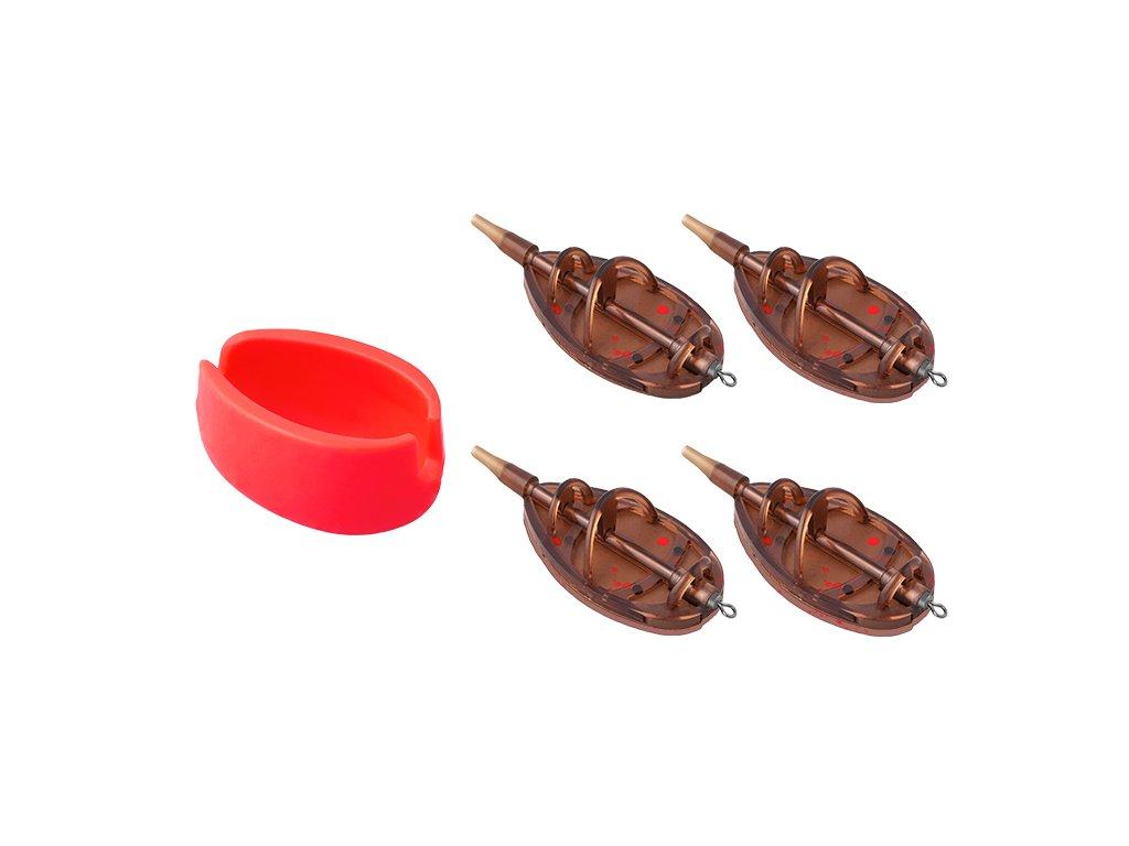 Sada method krmítek Delphin MAGMA MTD