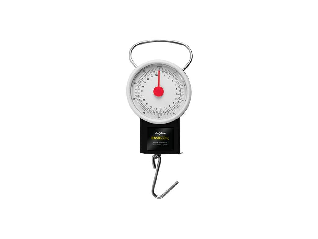 Delphin Mechanická váha s metrem BASIC
