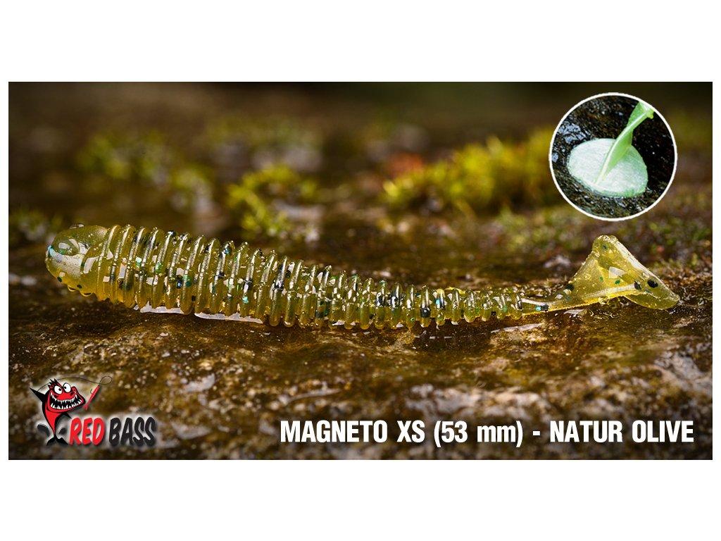 magneto xs natur olive