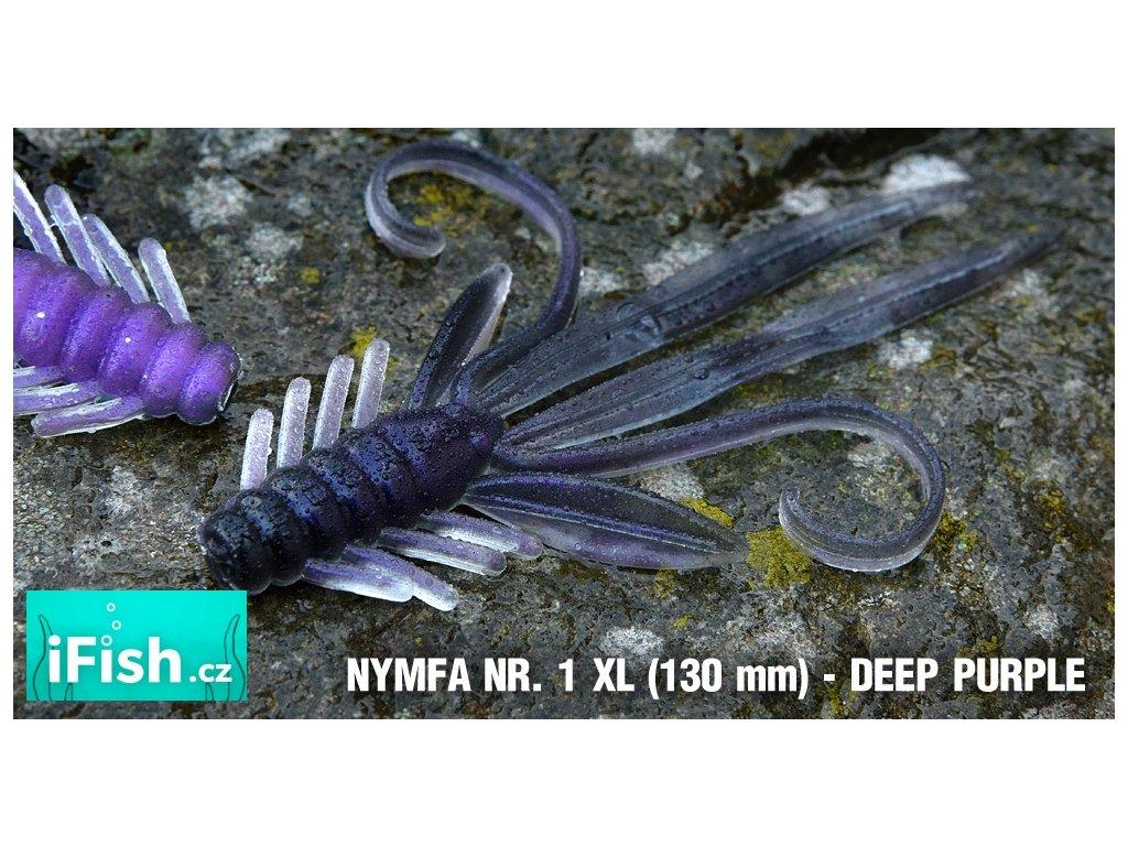 nymfa vel xl deep purple