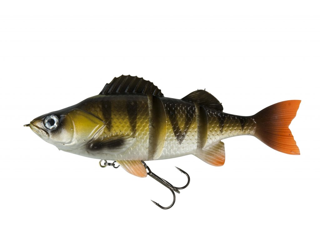 56192 NATURAL PERCH PERCH 14cm 35g Slow Sinking 0 1.5m