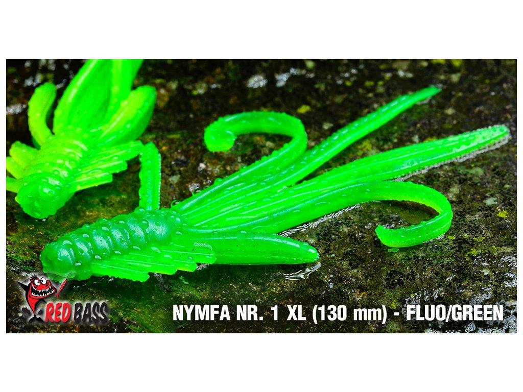 nymfa xl fluo green