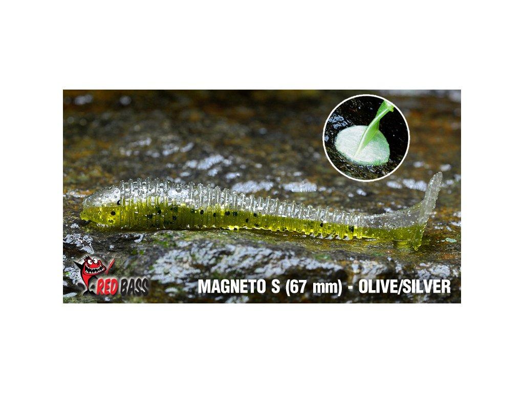 magneto s olive silver