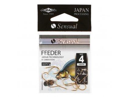 mikado hacky sensual feeder