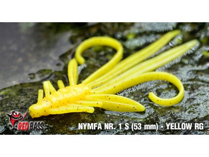 nymph vel s yelow rg