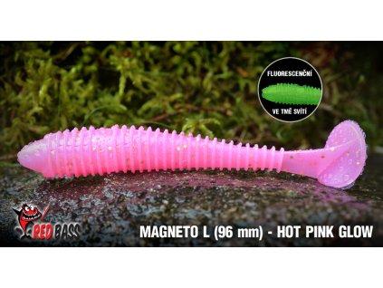 magneto l hot pink fluo