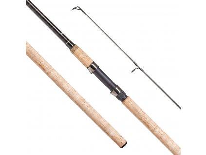 DAM kvalitní přívlačový prut Spezi Stick Pike Spin 3 m