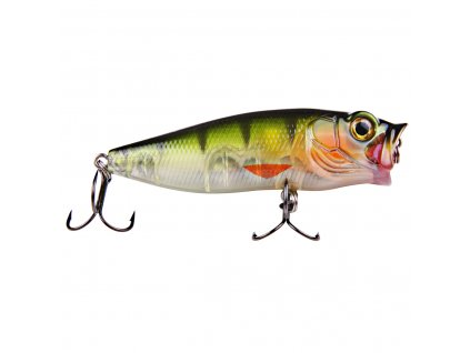 DAM hladinový wobler Effzett Baby Popper 65 mm Perch