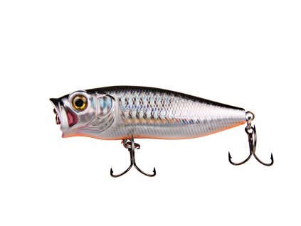 5919235 EFFZETT BABY POPPER MINNOW 3.5cm 3g Floating