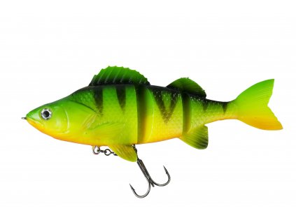 56195 NATURAL PERCH FIRETIGER 14cm 35g Slow Sinking 0 1.5m