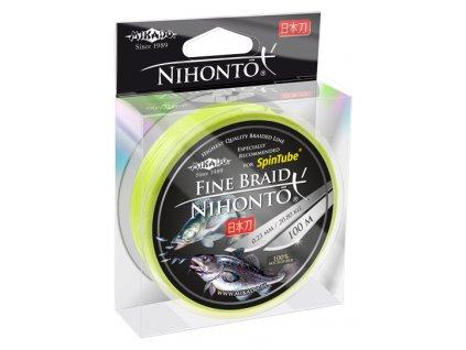 Mikado kvalitní splétaná šňůra NIHONTO FINE BRAID