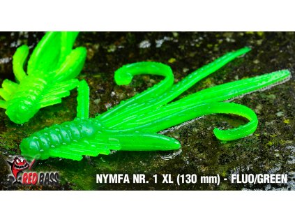 nymfa xl fluo green