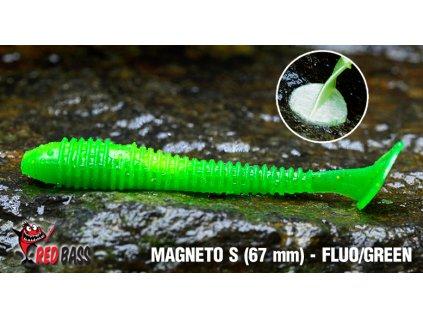 magneto s fluo green