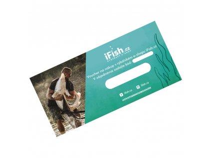 iFish dárkový poukaz