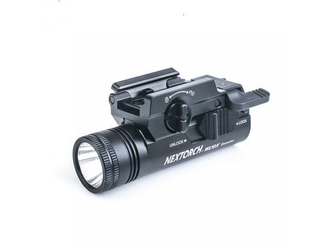 Svítilna na zbraň Nextorch WL10X Executor - 230 Lumenů