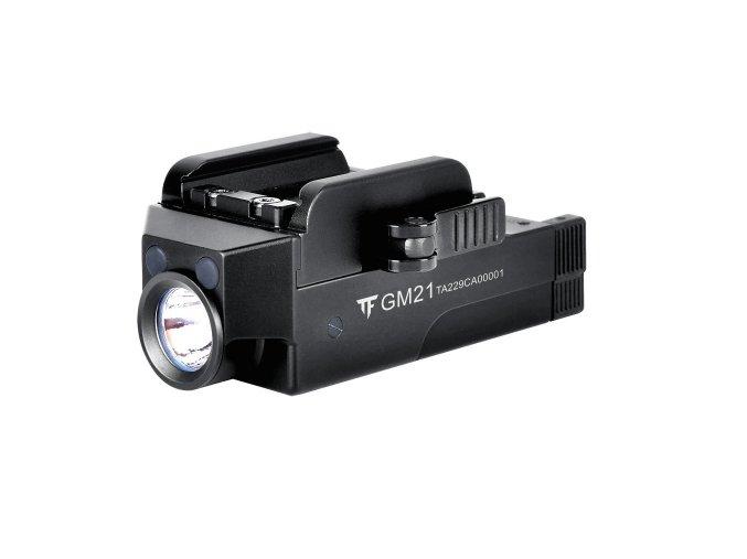 Taktická svítilna na zbraň - TRUSTFIRE GM21 - 510 Lumenů