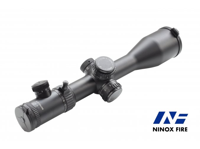 Puškohled NINOX FIRE 3.5-25x56 SFP