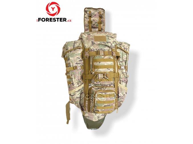 Taktický batoh s pouzdrem pro dlouhou zbraň