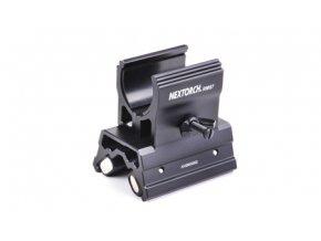 Magnetická montáž pro svítilnu na zbraň Nextorch RM87