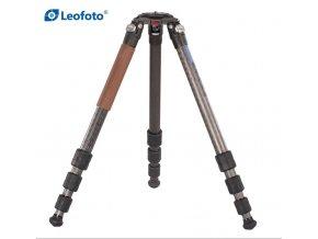 Profesionální karbonový střelecký stativ Leofoto