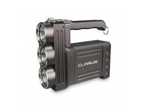 klarus rs80gt extreme 10000 lumen 570m rechargeable searchlight 10017