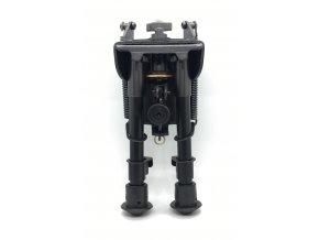 DVOJNOŽKA (bipod, typ Harris) ODEON 15CM - 23CM (6'' - 9'') s adaptéry