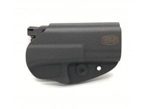 Taktické kydexové pistolové pouzdro holster (GLOCK, CZ, 1911, SIG)