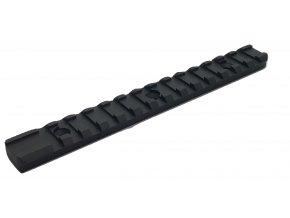 Duralová Weaver lišta  - 160 mm